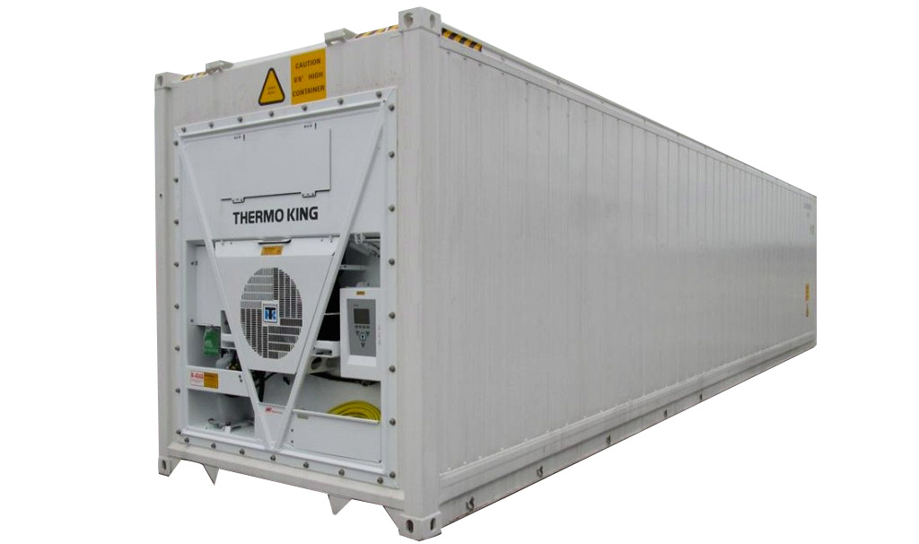Containers frigorifiques REEFER | CMGE Container