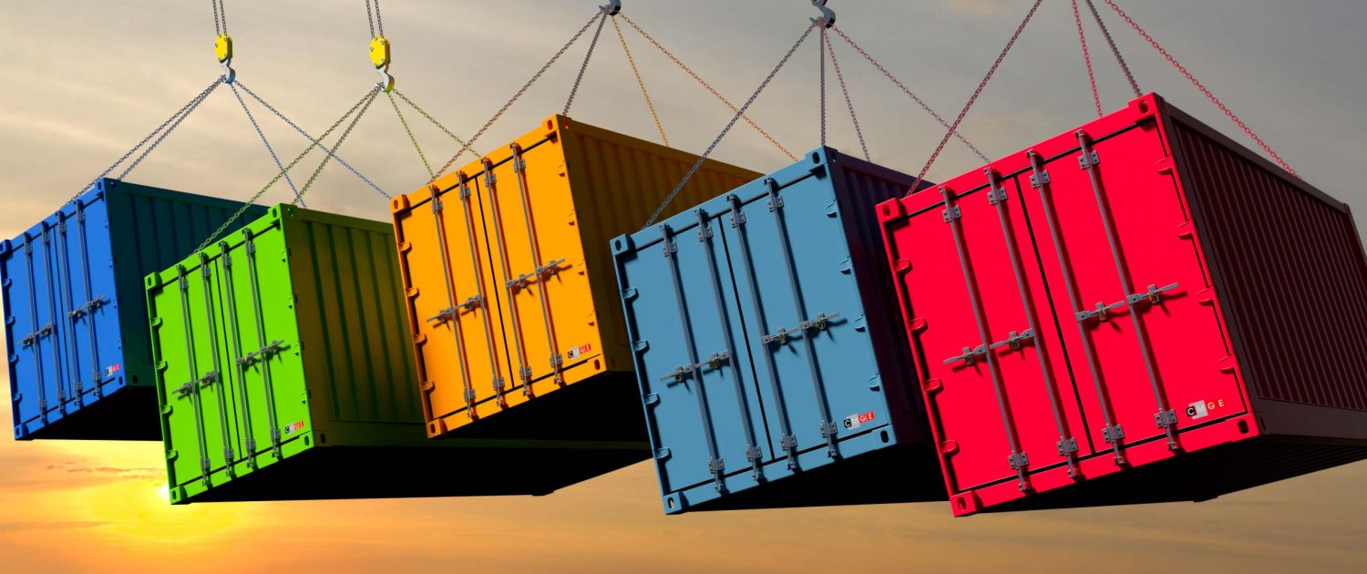 Container maritime | CMGE, transformation de containers