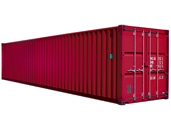 Conteneur Maritime 40 pieds DRY - CMGE Container
